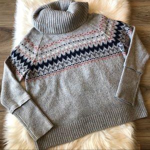 Sirra Fairisle Market & Spruce Stitch Fix Sweater